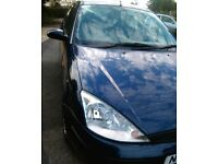 FORD FOCUS 1.6 VERY GOOD CONDITION DRIVES QUITE WITH NO FAULTS ONE YEAR MOT RELIABLE AND ECONOMICAL