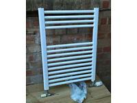 A used towel radiator