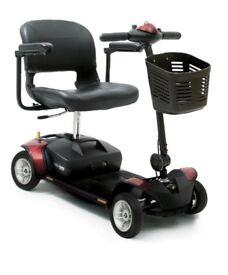 GOGO Elite Traveller 4 mobility scooter BRAND NEW