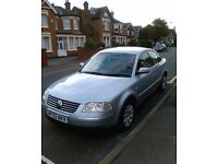 VW PASST SE 2.0 LT 2003 SERVICE HISTORY YEARS MOT NICE CAR DRIVES WELL. £595