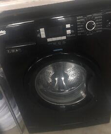 Black Beko 7KG washing machine PERFECT condition