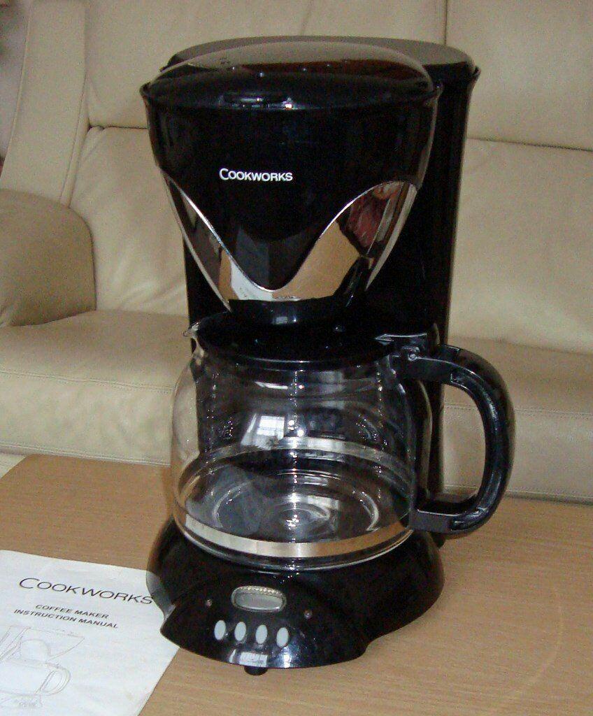 Coffee Machine Cookworks Coffee Maker In Lewisham London Gumtree