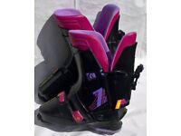 £30 Vintage Retro Solomon HTC Ski boots Excellent Condition *Bargain Price