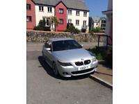 BMW e60 530d M sport 300+ bhp