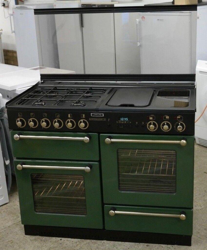 Rangemaster Range Cooker Home Safe