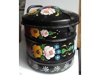 Hand - painted Barge or Canalware items