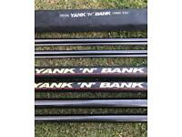Yank N Bank 8mtr margin pole Daiwa carp bream roach tench fishing match