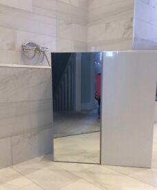 2 X Bathroom Cabinets