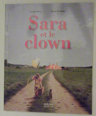 Sara Et Le Clown - Gudrun Mebs ; Quint Buchholz