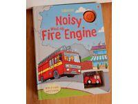 Usborne Noisy Fire Engine