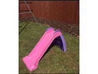 "Pink slide ""Little Tikes"""