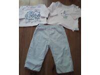 Boys 3 - 6 Month 18 Item Clothes Bundle