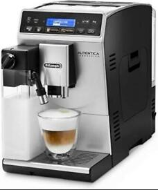 Delonghi Authentica bean to cup coffee machine