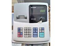 Sharp XE102 Cash Register/Till