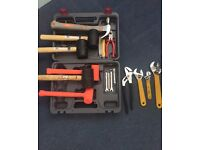 Hammer Set and Tools Available