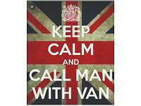 Man with van service Low prices and fast service