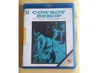 Cowboy Bebop - The Complete Series - Blu-ray Boxset Collection - Anime TV Bluray Box set - Like New
