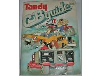 RARE TANDY CB GUIDE ( JUST REDUCED )