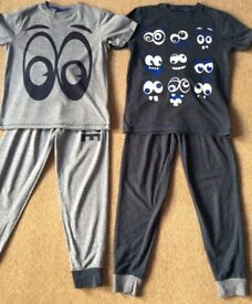 Next Boys PJs - 9 Years - Both For £5