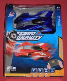 'Zero Gravity Wall Speed Racer' RC Car