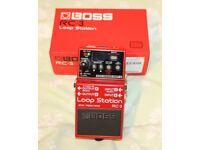 Boss RC 3 loop pedal