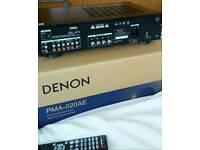 Denon 520 amp