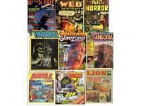 Massive pdf comic and magazine collection on 500gb hard drive
