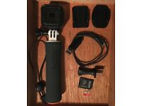 GoPro HERO Session Full HD Action Cam with accessories Ssed Once. 120£