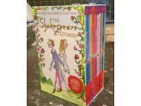 asterix comics and Shakespeare children's books