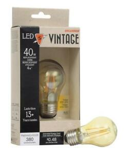 SALE!! Vintage Sylvania LED Bulbs-6 Pack ( choice of B10 or A15) only $11.99