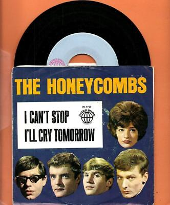 - HONEYCOMBS I CANT STOP JOE MEEKS GROUP ROCK PICTURE SLEEVE 45 RPM RECORD