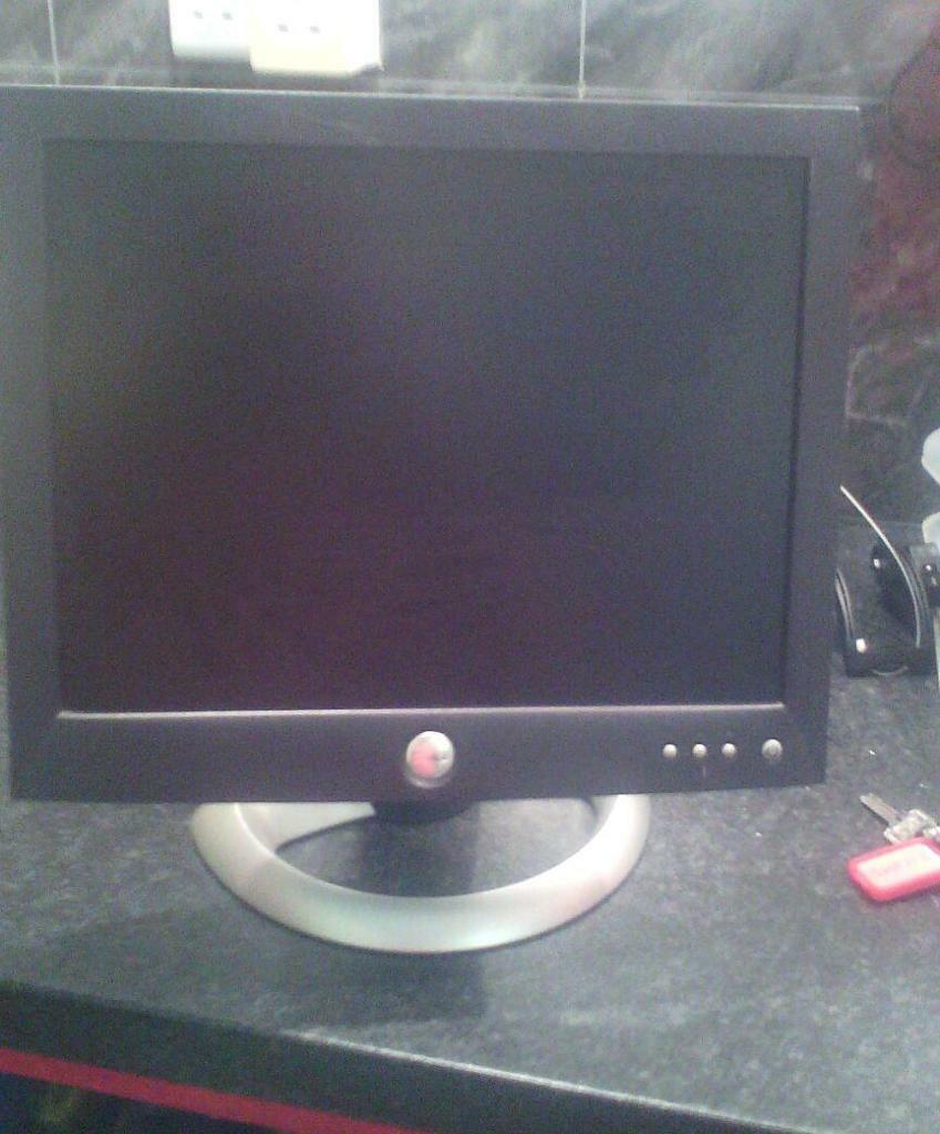 15 inch Computer monitor.