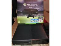 Xbox One 500gb console with 2 wireless controller