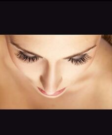 Individual or Volume Eyelash Extensions