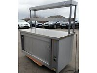 catering equipment / HOT CUPBOARD / heated gantry (1.5m)