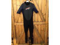 Mens O'Neil 3/2mm Wetsuit - Size L
