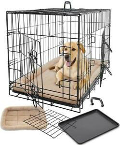 Dog Cages - 6 sizes available - Brand New - FREE SHIPPING