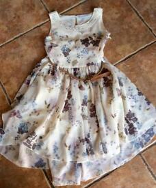 Girls Dress 5 Years