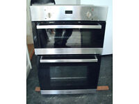 Full Size Double Oven Integrated, Built in Electric Cooker