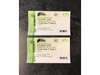 Collabro Tickets, Sands Centre, Carlisle, November 23rd