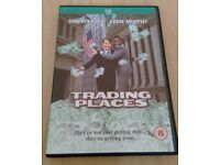 Trading Places (1983) DVD