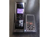 BT Verve cordless phone and answering machine