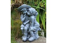 Attractive stylish garden/patio statues/ornaments.
