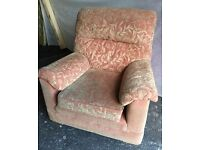 Parker knoll 3 seater 2 chairs