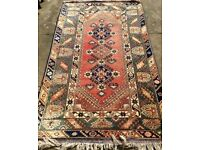 Vintage, Hand knotted Persian Rug