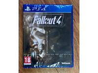 PS4 FallOut 4 Brand New & Sealed (Playstation 4)