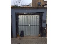 160sqft Industrial Container Workshop in Highbury - B1 Use or storage