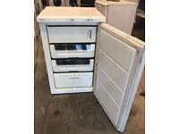 UNDER COUNTER ZANUSSI FRONT FREEZER WITH WARRANTY & FREE DELIVERY