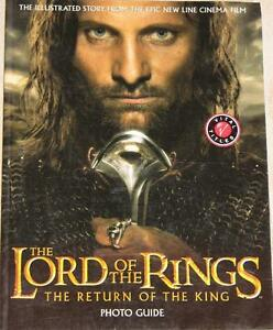 Lord of the Rings - Return of the King - Photo Guide London Ontario image 1