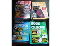 Collection Of Book & Magazine Collector 125+ In Total Very Good Condition